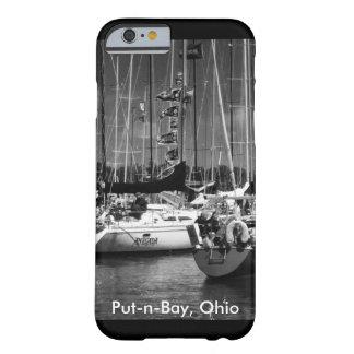 Poner-n-Bahía, foto del barco de Ohio Funda Para iPhone 6 Barely There