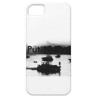 Poner-n-Bahía Phota iPhone 5 Carcasa