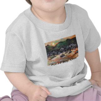 Poner-N-Bahía que pinta #3 Camisetas