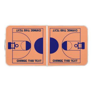 Pong Basketball Tailgate Pong Table