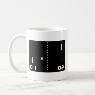Pong Coffee Mug