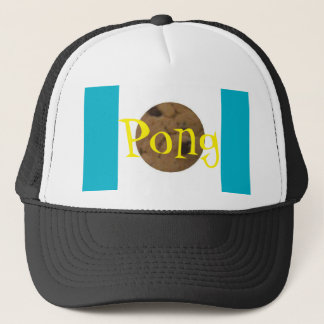 PONG COOKIE HAT #2