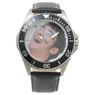 Pong Face Fancy Watch
