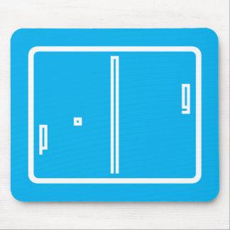 Pong Puzzle Mousepad