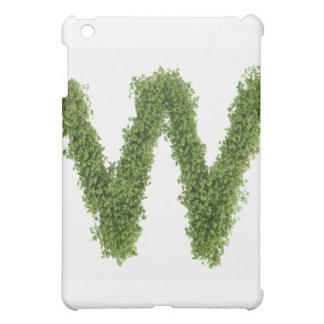 """Ponga letras a """"W"""" en berro en el fondo blanco,"""