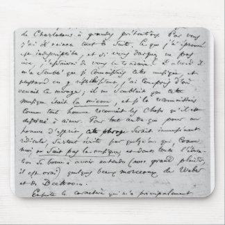 Ponga letras Richard Wagner al 17 de febrero de 18 Tapete De Ratón