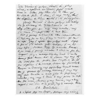 Ponga letras Richard Wagner al 17 de febrero de Tarjeta Postal