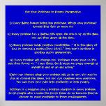 Ponga sus problemas en Perspe apropiado… - Modific Impresiones