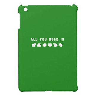 Ponga verde todos lo que usted necesita las nubes