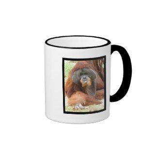 Pongo Orangutan Ape Coffee Mug