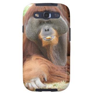Pongo Orangutan Ape Samsung Galaxy Case Samsung Galaxy SIII Cases