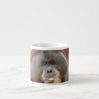 Pongo Orangutan Ape Specialty Mug Espresso Cup