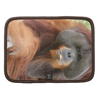 Pongo Orangutan Ape Wallet Folio Folio Planners