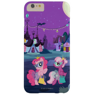 Ponies in Halloween Costumes Barely There iPhone 6 Plus Case