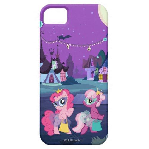 Ponies in Halloween Costumes iPhone SE55s Case