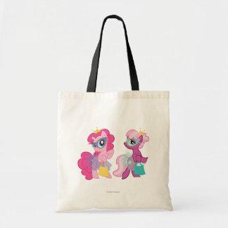 Ponies in Halloween Costumes Tote Bag