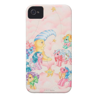 Ponies in the Clouds iPhone 4 Case