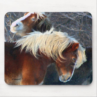 ponies mouse pad