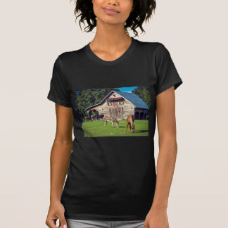Ponies on the Farm T-Shirt
