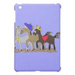 Ponies Three iPad Mini Case