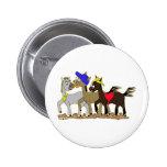 Ponies Three Pin