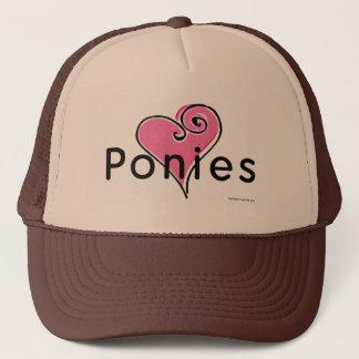 Ponies Trucker Hat