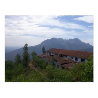 Ponmudi( Golden Peak) Postcard