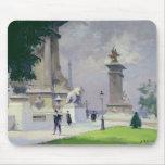 Pont Alejandro III, París Tapetes De Raton