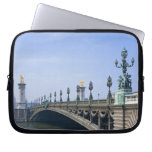 Pont Alexandre-III Bridge Laptop Computer Sleeves