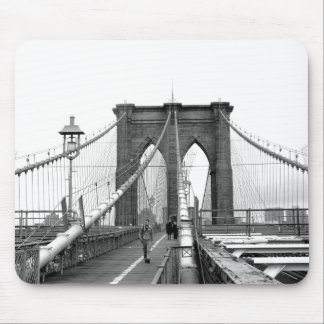 pont de Brooklyn newyork Mouse Pad