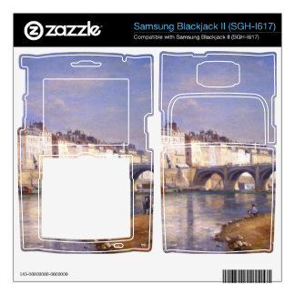 Pont de la Tournelle Paris by Stanislas Lepine Samsung Blackjack II Skin