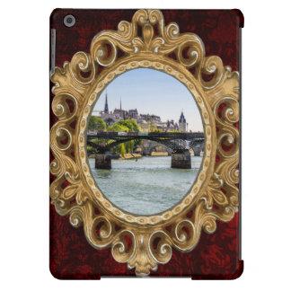 Pont Des Arts, River Seine in Paris, France iPad Air Covers