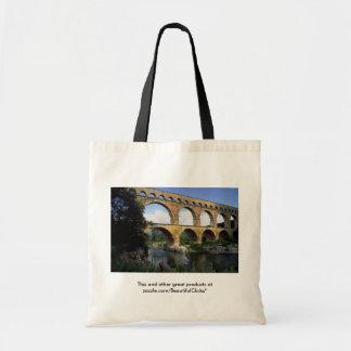 Pont du Gard Bolsa Tela Barata