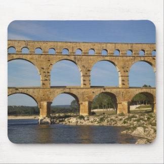 Pont du Gard, Gard, Languedoc Roussillon, France Mouse Pad