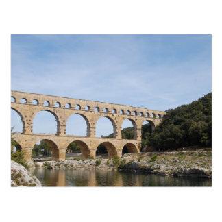 Pont Du Gard Postcard