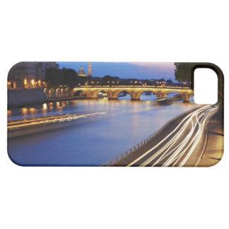 'Pont Louis Philippe' bridge and Eiffel iPhone SE/5/5s Case