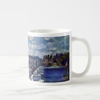 Pont-Neuf By Pierre-Auguste Renoir (Best Quality) Mugs