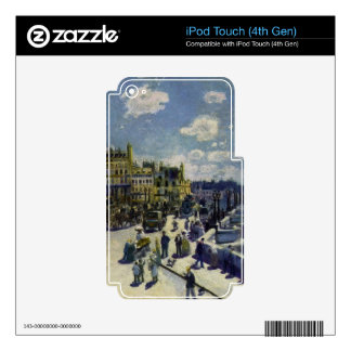Pont-Neuf iPod Touch 4G Skins