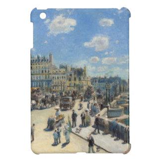 Pont Neuf, Paris, 1872 (oil on canvas) Case For The iPad Mini