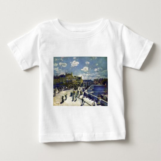Pont-Neuf Paris Baby T-Shirt