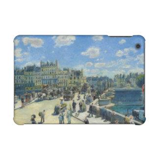 Pont Neuf Paris by Pierre-Auguste Renoir iPad Mini Cases