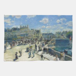 Pont Neuf París de Pierre-Auguste Renoir