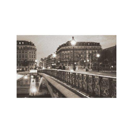 Pont Neuf, Paris on Canvas Canvas Prints
