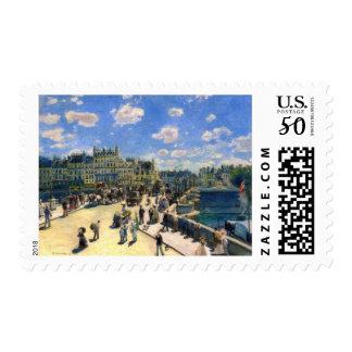 Pont Neuf, Paris Postage