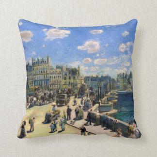 Pont Neuf, Paris Throw Pillow