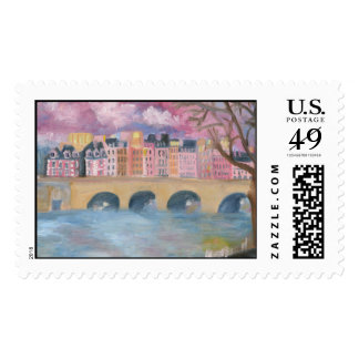 Pont Neuf Postage Stamp