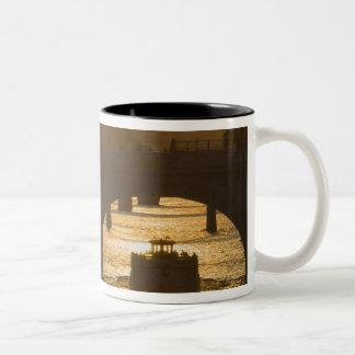 Pont Neuf Seine sunset Paris FranceMusee Coffee Mug