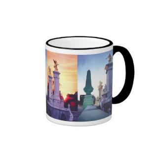 Pont Nuef Oest & Est Watercolor Mug