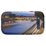 """""""Pont puente y Eiffel de Louis Felipe"""" Galaxy SIII Cárcasas"""