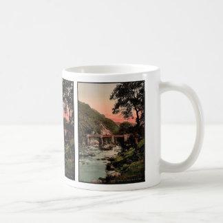 Pont-y-Pair, Bettws-y-Coed (i.e. Betws), Wales rar Classic White Coffee Mug